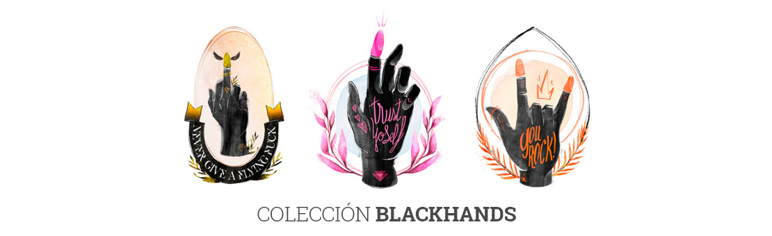 Blackhands pack