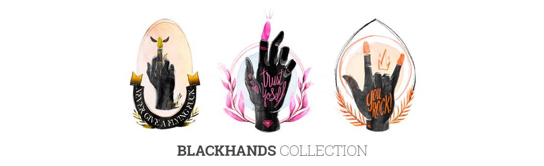 Blackhands collection